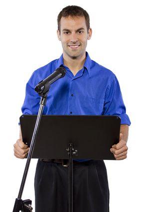 Como Predicar Por Primera Vez